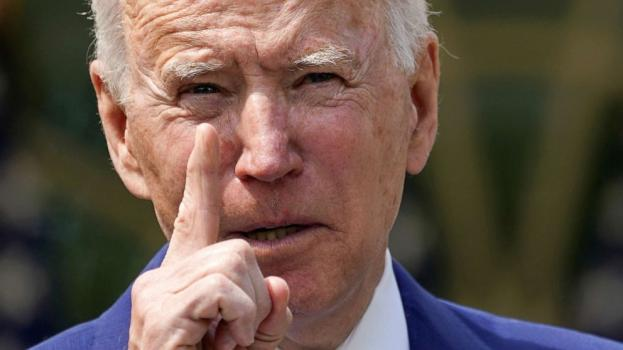 Biden faces battle for the soul of his infrastructure plan: The Note