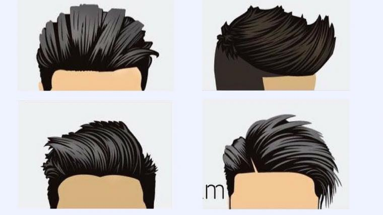 10 HAIRSTYLES TUTORIALS FOR MEN'S 2018