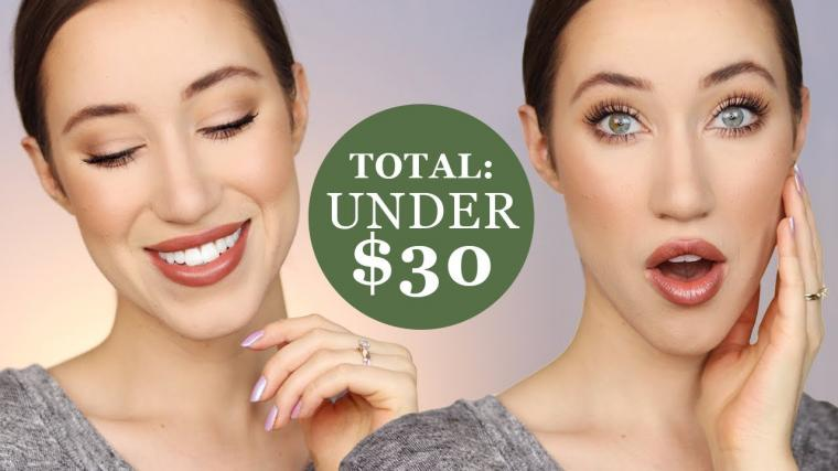Full Face Under $30 Makeup Tutorial