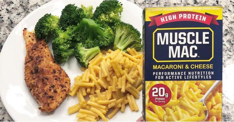 Each Box of This Mac and Cheese Has 40 Grams of Protein — and YES, It Actually Tastes Good!