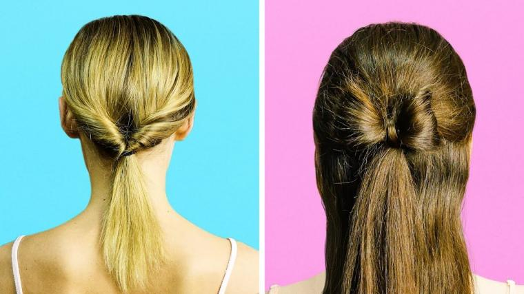 27 CUTE AND EASY SUMMER HAIRSTYLE TUTORIALS
