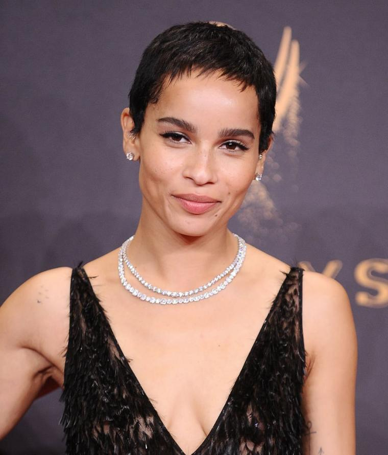 Zoe Kravitz News: 30 Of The Best Emmys Beauty Looks Of All Time