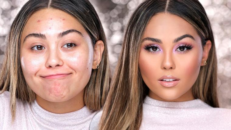 Flawless Foundation, Contour, Highlight & Blush for Beginners | Roxette Arisa
