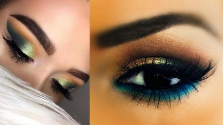 Eye Makeup Tutorial For Beginners &Eye Makeup DIY Hacks #4