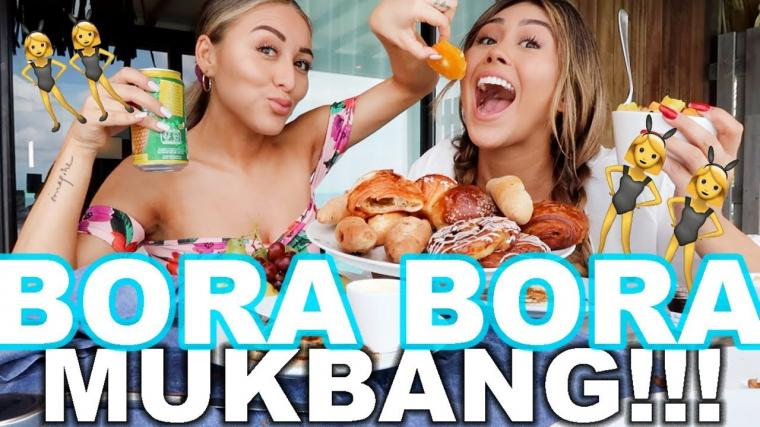 BFF MUKBANG (Bora Bora Edition) | Roxette Arisa and Yes Hipolito