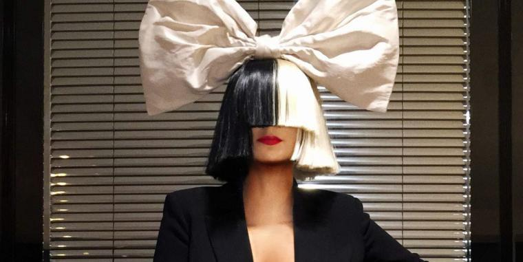 Sia's Repetto Shoes Are Good for Dancing and Going Undercover at Kardashian Parties