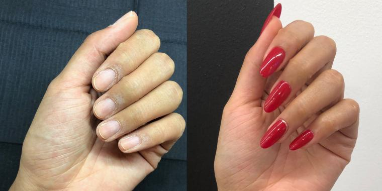 What's the Difference Between Gel Nail Extensions and ...