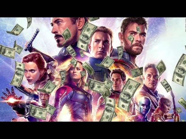 EndGame Shatters Box Office Records To Clear 1B Worldwide On Opening Weekend!