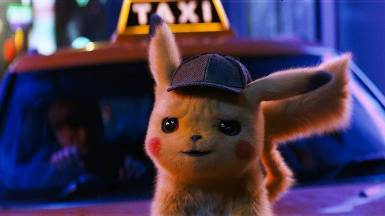 Detective Pikachu Breaks Box Office Records