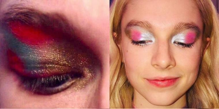<i>Euphoria's</i> Makeup Artist Is Here To Teach You How To Master All The Beauty Looks
