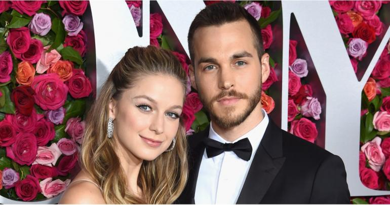 Melissa Benoist and Chris Wood's Sweetest Offscreen Couple Moments
