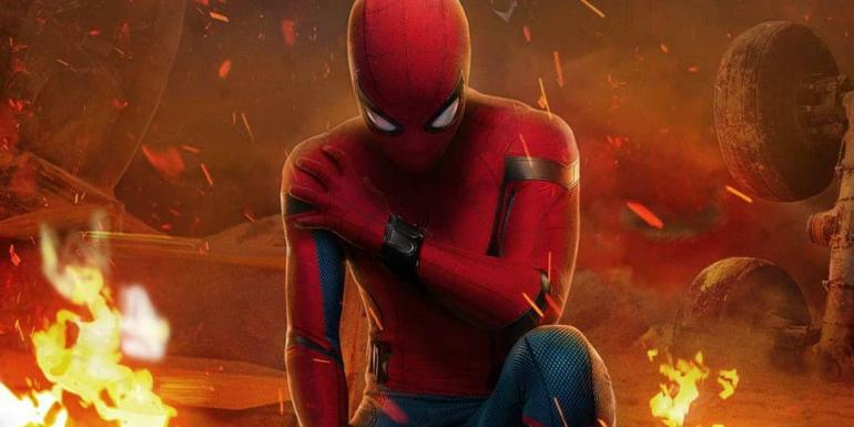 Tom Holland Burns Anthony Mackie For Not Having Seen Spider-Man: Homecoming
