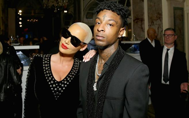 "Amber Rose ""Would Be Dead"" If She Had Cheated on Me!"
