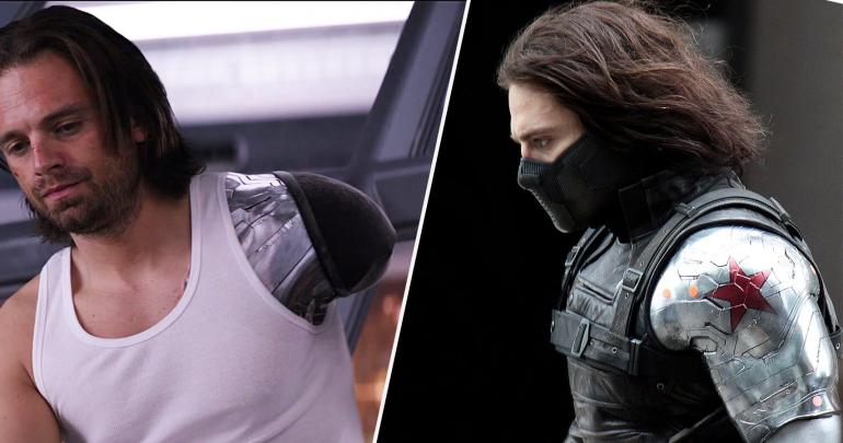 20 Weird Details About The Winter Soldier's Body