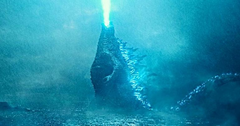Godzilla 2 First Look Goes Atomic with the King of Monsters