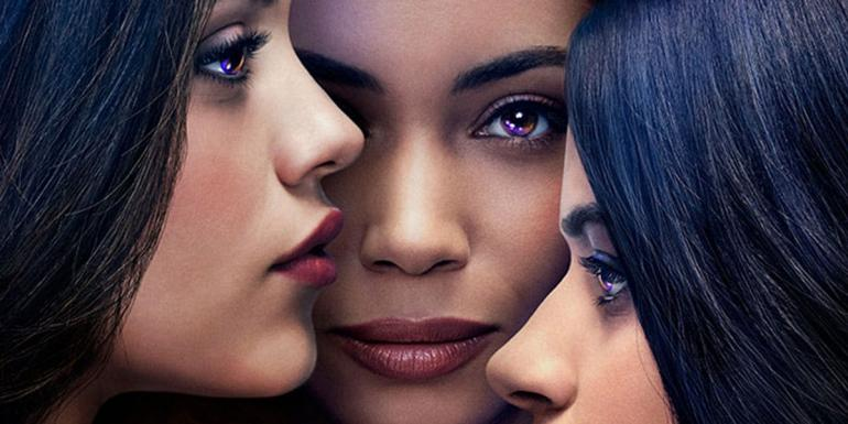 The CW's Charmed Reboot Debuts Bewitching Key Art