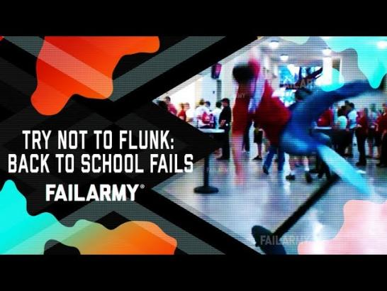 Try Not to Flunk Back to School Fails (August 2018) | FailArmy