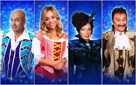 Further Casting Announced For New Victoria Theatre's Strictly Must-See Pantomime, Cinderella