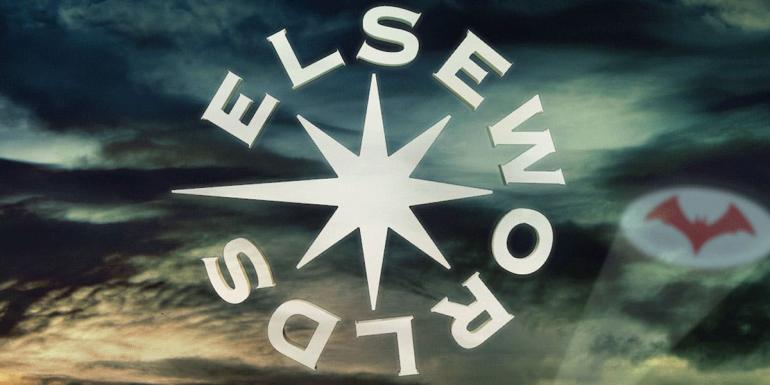 Arrowverse: Elseworlds Crossover Poster Contains a Batman Easter Egg