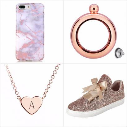You Will Gasp Over These 21 Rose Gold Items From Amazon - All Under $22