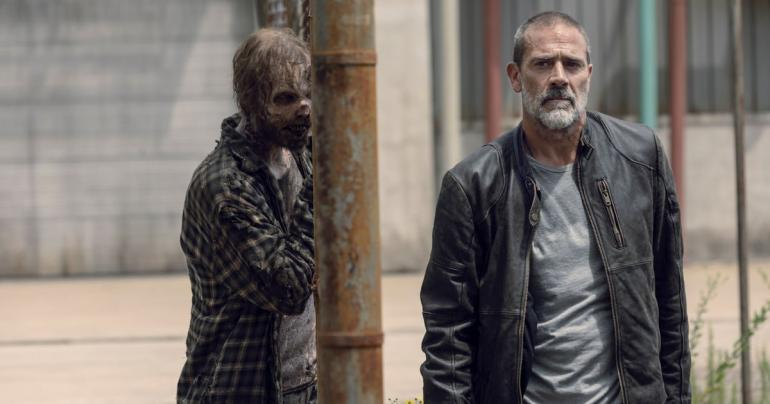 If This Theory About Big Richie Is True, The Walking Dead Is Setting Negan Up