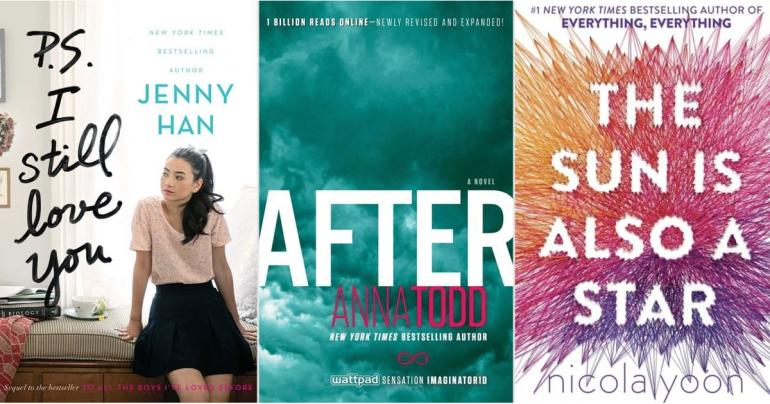 23 Hot YA Novels to Read Before They're Movies