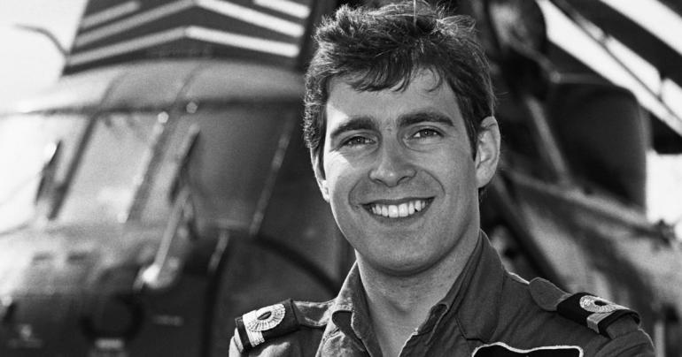 Prince Andrew Was Insanely Hot in the '80s - You Need to See These Pictures For Yourself