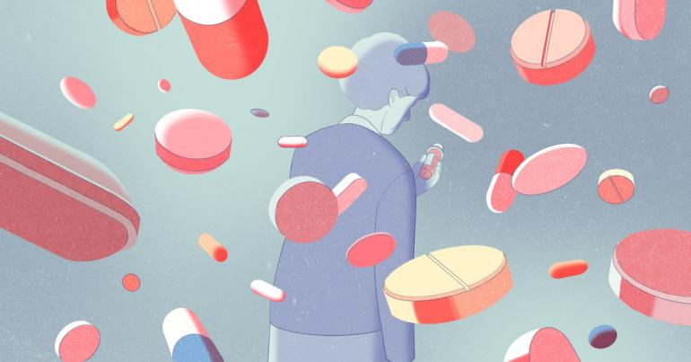 Older Americans Are Awash in Antibiotics