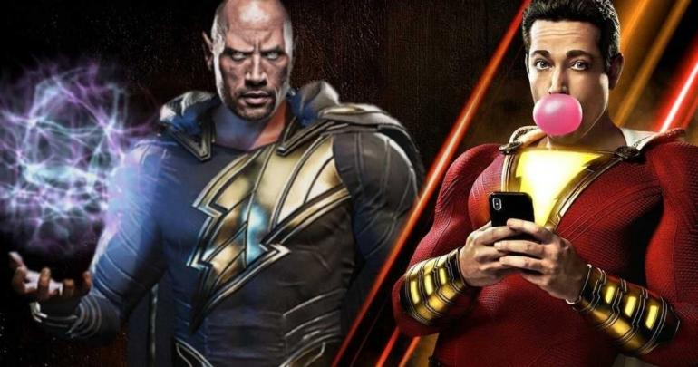 Black Adam Movie Will Happen Before Shazam Returns to Fight Him