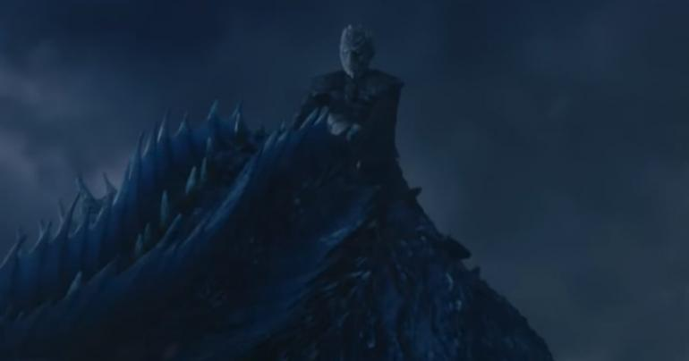 Game of Thrones: There's a Really Simple Explanation to Why the Night King Can Ride a Dragon