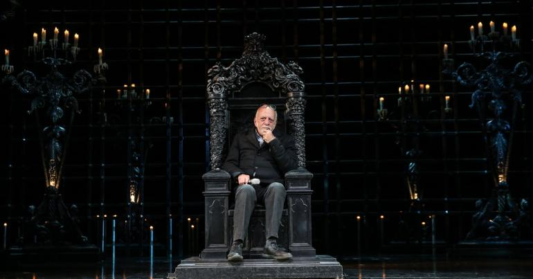 Hal Prince, Giant of Broadway and Tony Award Collector, Dies at 91