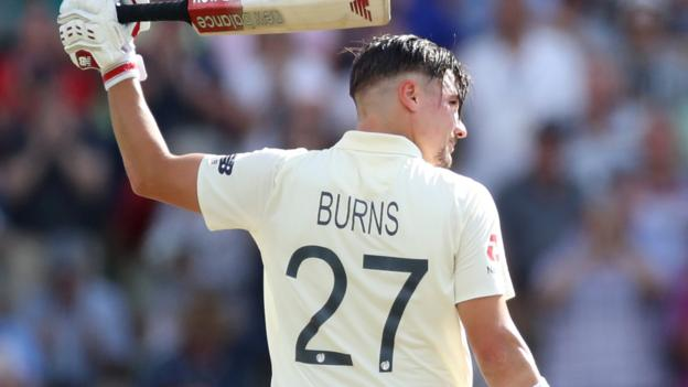 Ashes 2019: Rory Burns inspired by meeting 2005 Ashes winners