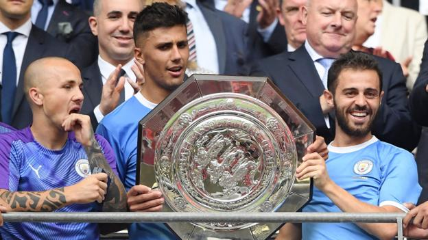Community Shield: Liverpool 1-1 Man City (City won 5-4 on penalties)