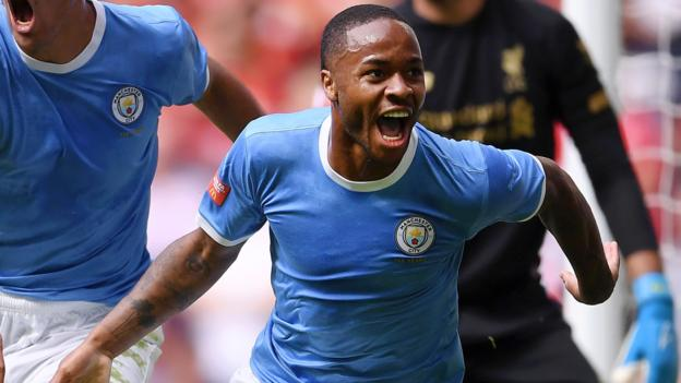Raheem Sterling: Man City forward ends Liverpool drought with growing maturity