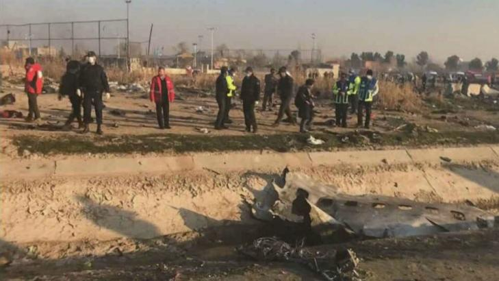 Boeing 737 carrying 170 crashes in Iran shortly after takeoff with no survivors