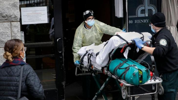 AP count: Over 4,300 virus patients sent to NY nursing homes