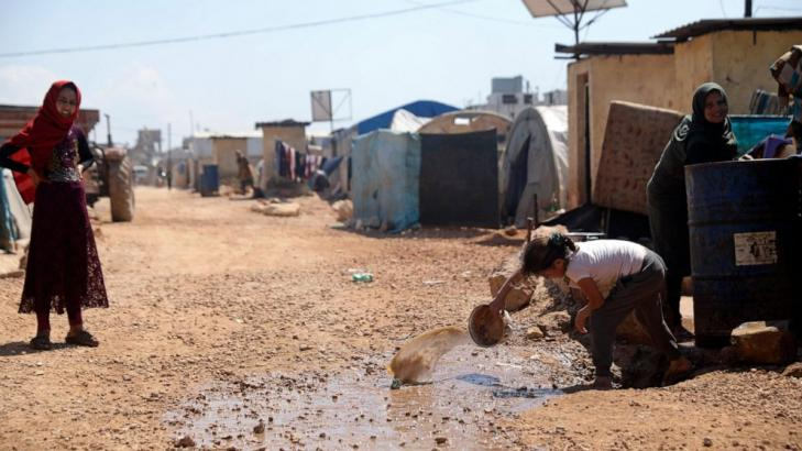 Donors urged to dig deep as economic chaos, virus hit Syria