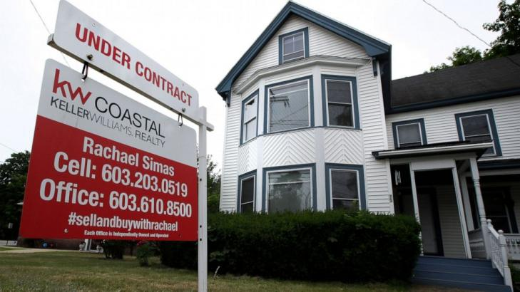 US pending home sales see record-breaking rebound in May
