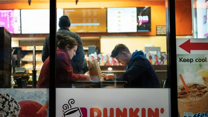 Dunkin' to close 800 US stores as pandemic hurts sales