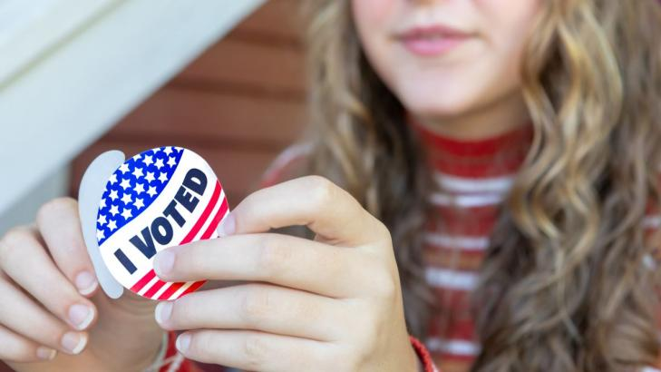 Help Your Young Adult Get Ready to Vote With This News Guide