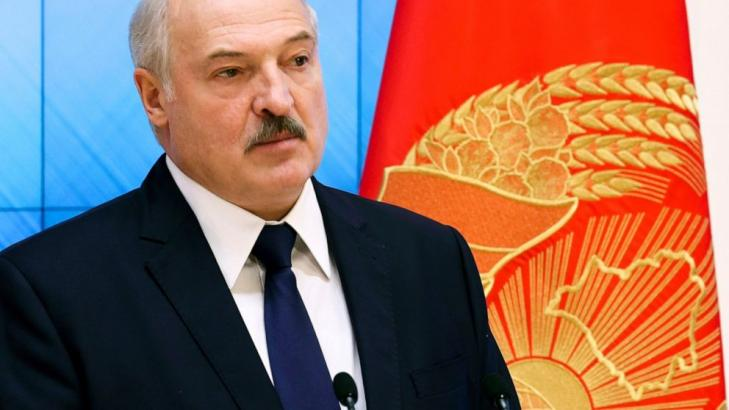 Belarus leader accuses US and its allies of fueling protests