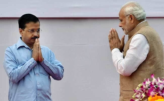 """A Very Happy Birthday, Sir"": Arvind Kejriwal Wishes PM As He Turns 70"