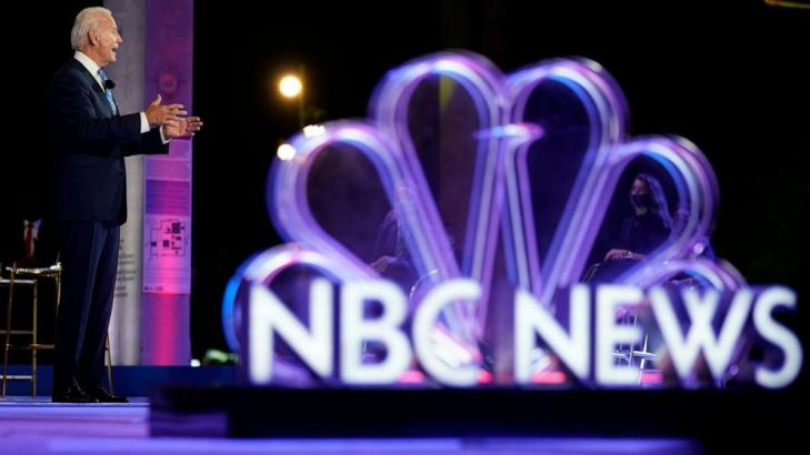 NBC holds fast to dueling town halls despite celebrity anger