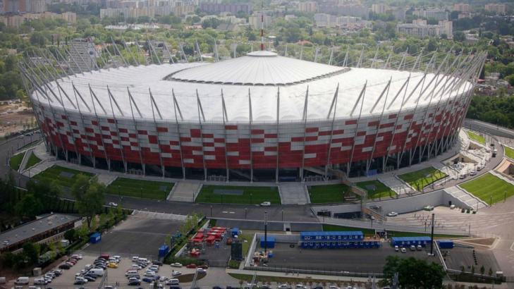 Poland turning National Stadium into COVID-19 field hospital