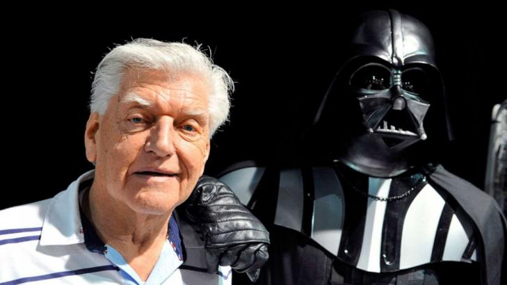 Darth Vader actor from original Star Wars trilogy, Dave Prowse, dies at 85