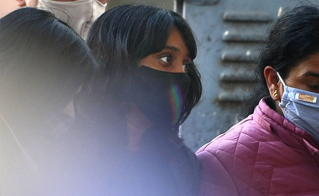 Toolkit Case: Activist Disha Ravi Reaches Delhi Police Cyber Cell Office