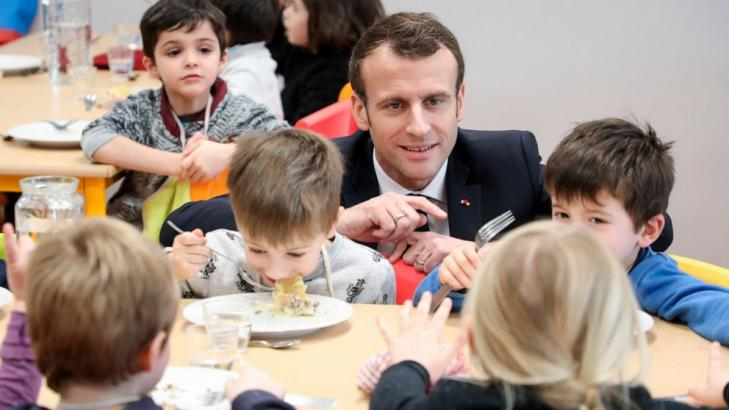 Food fight: Meat-free school meals spark furor in France
