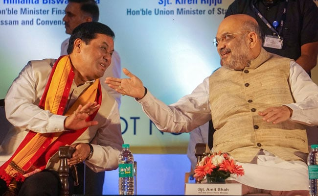 BJP To Contest 92 Seats In Assam, 26 For Asom Gana Parishad, 8 For Others
