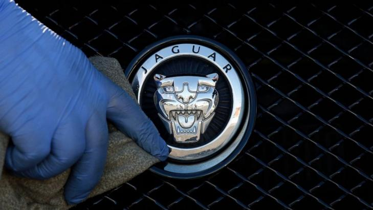Jaguar Land Rover halts production because of chip shortage