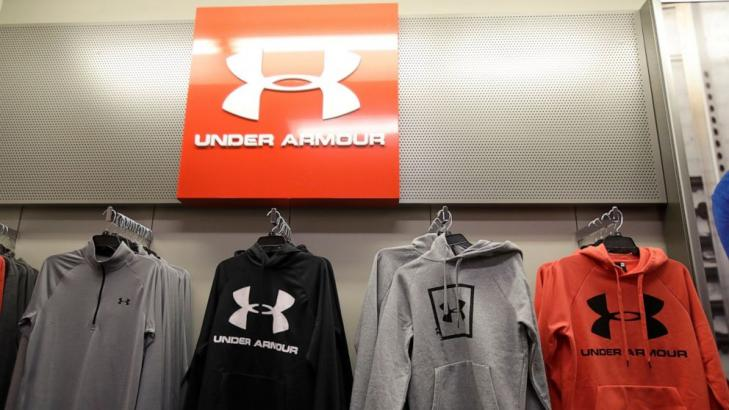 Under Armour settles SEC charges for $9 million